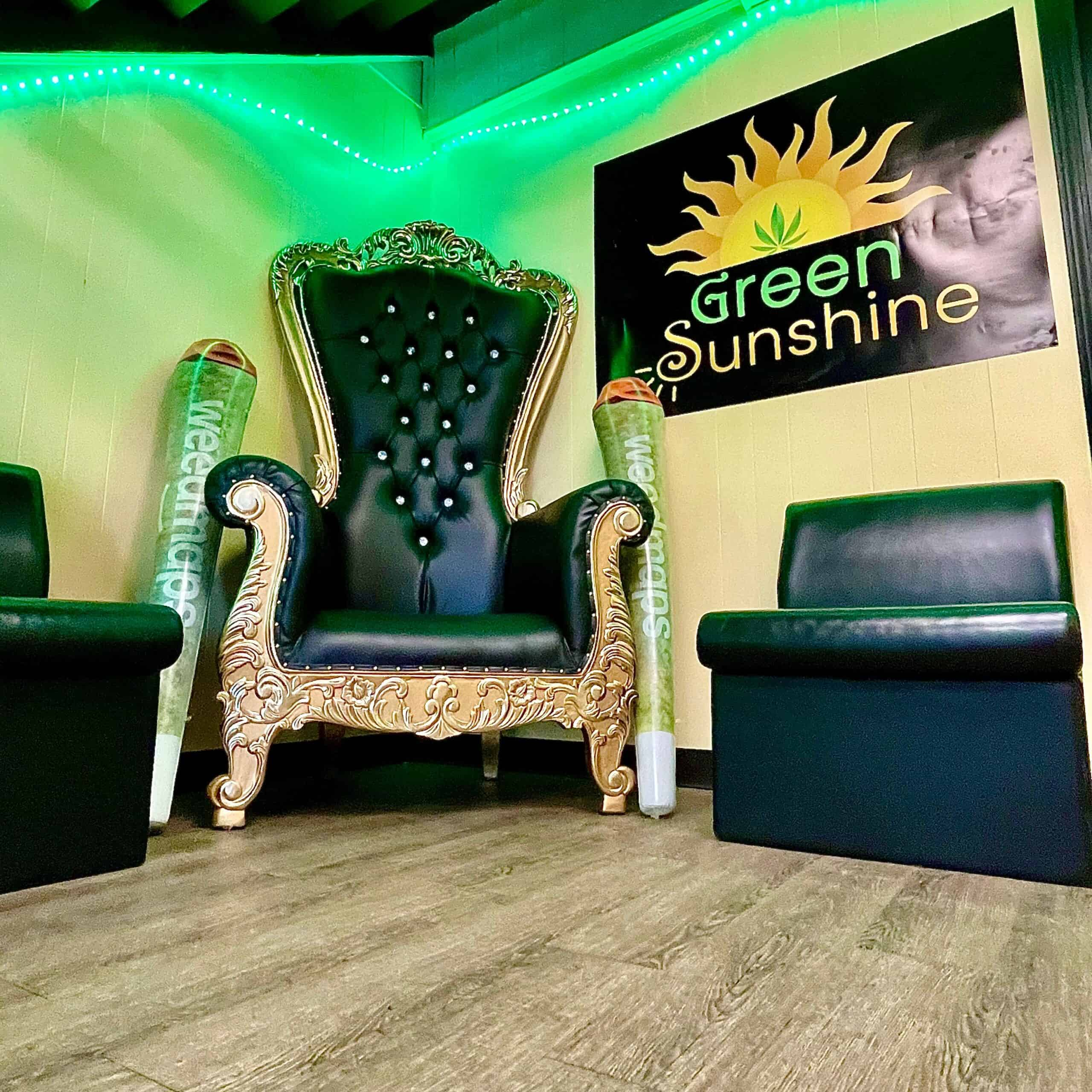 Store - Green Sunshine Medical Weed Dispensary